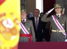 Rajoy rechaça referendo e novo rei da Espanha deve ser proclamado em duas semanas