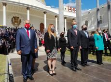 Parlamento venezuelano vai buscar diálogo com EUA, diz vice da Assembleia Nacional