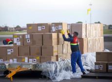 China anuncia aumento de exportações no mês de abril