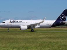 Alemanha planeja estatizar parte da Lufthansa