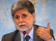 """Amorim: """"posicionamento brasileiro em temas internacionais é só eco da voz americana"""""""