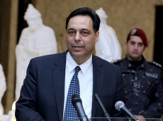 Manter distância dos conflitos regionais é uma das prioridades do novo governo Libanês