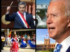 Pro Paraguai, vitória de Biden só será positiva se impedir reeleição de Bolsonaro