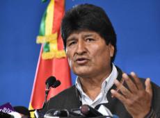 EUA deram instruções para rejeitarem minha candidatura, diz Evo Morales