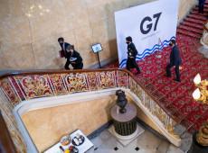 G7 fecha acordo sobre imposto global de 'ao menos 15%' para multinacionais