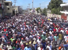 Haitianos voltam às ruas para pedir saída de Jovenal Moïse