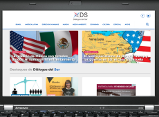 Revista Diálogos do Sul relança site em espanhol com reformulação gráfica e editorial