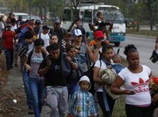 Desarrollar América Central: cortina de humo ante la crisis humanitaria, no hay um plan