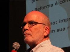 """""""País não quebra se a reforma da Previdência não passar, isso é terrorismo"""", diz Portella"""