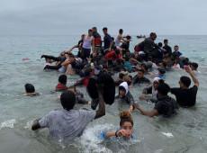 Fenômeno migratório está de novo no centro das difíceis relações bilaterais entre Espanha e Marrocos