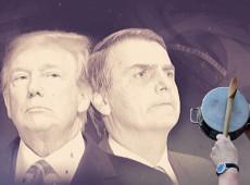 Panelaços darão frutos? Quem derrubará esse governo, o vírus do Trump ou o povão?