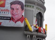 Eleições no Peru: De lápis na mão, campanha de Castillo prometeu combater pobreza no país