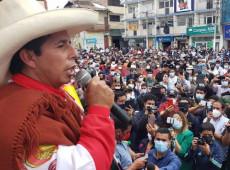 Enquanto Fujimori apareceu agressiva e prepotente, Castillo ganhou força após primeiro debate presidencial no Peru