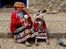 Peru: camponeses e indígenas são tempestade que Andes descarregam sobre Lima