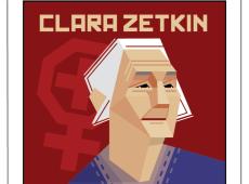 Clara Zetkin: o socialismo é mulher e antifascista