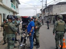 Equador: estado de exceção é para impedir protestos contra governo, diz líder indígena