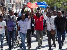 Haiti resiste à forte crise sistêmica profundamente impopular e desigual