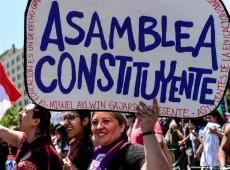 Crise sanitária reforça insatisfação de chilenos com Piñera e gera apoio a nova constituição