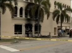 """Ataque a agência que faz viagens para Cuba """"revive"""" anos de terrorismo em Miami"""