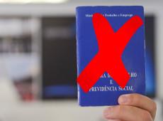 """4 anos: festejada pela mídia, reforma trabalhista é """"verdadeiro desastre"""" para trabalhador"""
