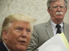 Revelações do livro de John Bolton tornam imoral qualquer ataque dos EUA à Venezuela