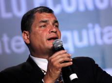 Partido de Rafael Correa é suspenso no Equador, a 7 meses das eleições presidenciais