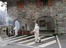 Pela primeira vez, Itália tem mais curados do que casos novos de coronavírus