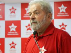 Lula: 'Bolsonaro é um doente e acha que o problema do Brasil se resolve com arma'