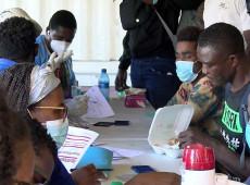Dos 3500 haitianos deportados, 30% são crianças e muitos nasceram nos EUA