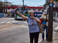 No bairro com mais mortes pela Covid-19 em SP, bares e barbearias seguem cheios