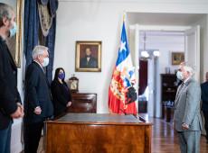 Situação do Chile na pandemia preocupa, enquanto popularidade de Piñera despenca