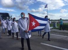 Deputados britânicos lançam nova campanha por Nobel da Paz a médicos cubanos em 2021