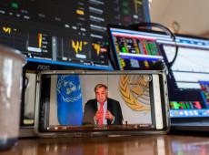 ONU pede cooperação em primeira resolução sobre coronavírus
