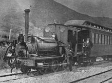 Hoje na História: 1876 - Trem cruza EUA pela primeira vez em menos de quatro dias
