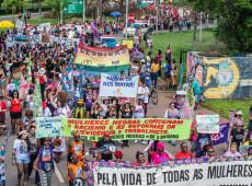 Contra Bolsonaro, por Marielle e pela vida, 8M reúne milhares de mulheres pelo Brasil