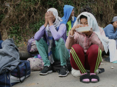 Mundo e organismos de direitos humanos precisam saber da grave crise de imigrantes, vindos da Colômbia, que chegam ao Panamá