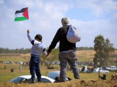 Amyra El Khalili   Indústria da guerra usa povo palestino como cobaia no maior campo de concentração a céu aberto do Planeta