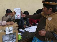Bolívia: após fim da eleição, MAS perde espaço; esquerda continua sendo maioria
