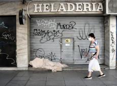 Contra covid-19, Argentina anuncia volta do 'lockdown' em Buenos Aires