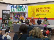 Em paralelo à COP25, Cúpula Social pelo Clima faz convocação global para marchar dia 6