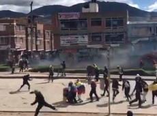 Colômbia: manifestantes registram novas repressões policiais; uma pessoa morreu
