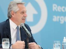 Alberto Fernández anuncia reforma ministerial na Argentina