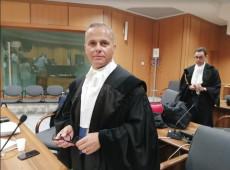 Defesa de Troccoli encerra apelação do caso Condor em Roma; sentença sai em 8 de julho