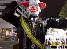 Globo, SBT e Band tentaram abafar carnaval politizado que ganhou as ruas em 2020