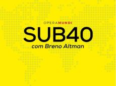 SUB40: Opera Mundi estreia novo programa de entrevistas com Breno Altman na próxima quinta