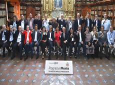 Videoconferência marca celebração do primeiro aniversário de atividades do Grupo de Puebla