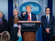 EUA: Senado aprova pacote de ajuda econômica de US$ 2 tri; país vai enviar cheques a famílias de baixa renda
