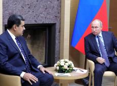 Rússia pretende investir R$ 16,5 bilhões na Venezuela até o final de 2019