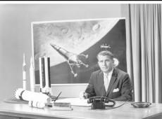 De genocida nazista a chefe da NASA: Conheça o herói estadunidense Wernher von Braun