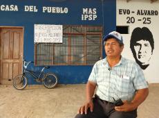 Trabalho de base garante hegemonia de Evo Morales nos rincões da Bolívia